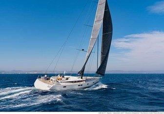 GIGI OF LYMINGTON Yacht Charter in Trellis Bay