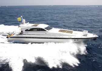 Leopard yacht charter Leopard Motor Yacht