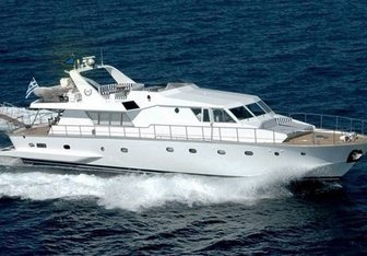 Ivi Yacht Charter in Crete