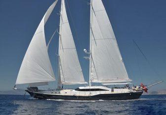Ubi Bene Yacht Charter in Turkey