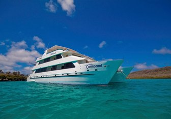 Cormorant Yacht Charter in South America