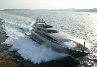Xanax yacht charter Admiral Yachts Motor Yacht