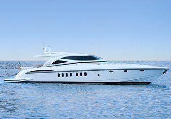 Azul yacht charter Spertini Alalunga Motor Yacht