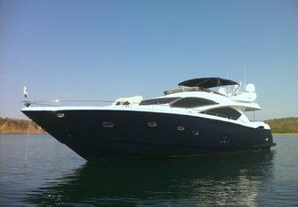 Tauri yacht charter Sunseeker Motor Yacht