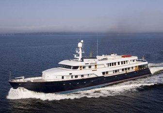 Stargazer Yacht Charter in South America