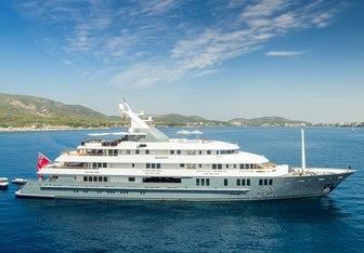 Boadicea Yacht Charter in Spain