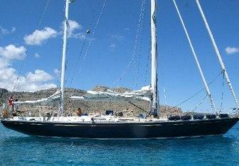 Tangaroa Yacht Charter in Turkey