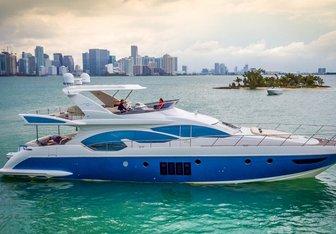 Seven Yacht Charter in Bahamas