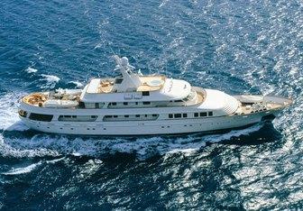 Legend yacht charter Fr. Schweers Shipyard Motor Yacht