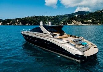 Alter Ego yacht charter Riva Motor Yacht