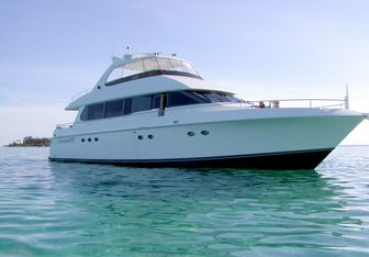 Companinship yacht charter Lazzara Motor Yacht