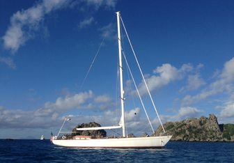 Northern Star yacht charter Hinckley Sail Yacht