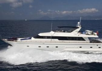 Jaan Yacht Charter in Norway