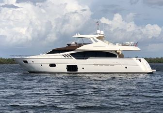 Top Shelf Yacht Charter in Freeport
