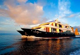 Ocean Spray Yacht Charter in South America