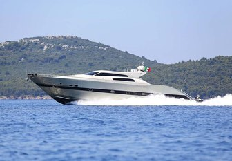 Dream On yacht charter  Motor Yacht