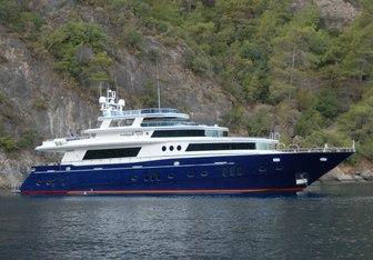 Bac O Booc yacht charter Bilgin Yachts Motor Yacht