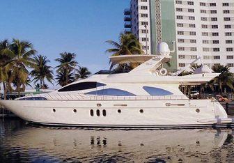 Dreamer yacht charter Azimut Motor Yacht