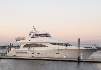 Equinox II yacht charter Cheoy Lee Motor Yacht