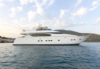 Caelum Yacht Charter in Crete
