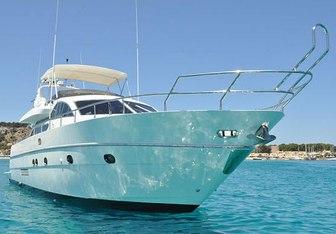Blumar yacht charter Antago Yachts Motor Yacht