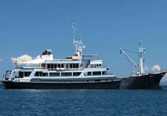 Salila Yacht Charter in Thailand