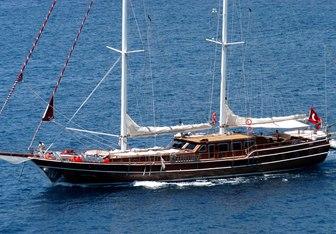 Queen Of Karia yacht charter Medyat Motor/Sailer Yacht