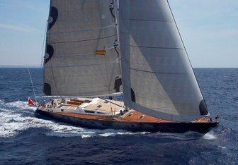 Noheea yacht charter Cummins Sail Yacht