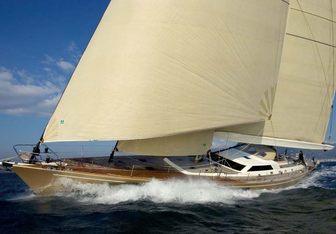 Dharma yacht charter Southern Wind Sail Yacht