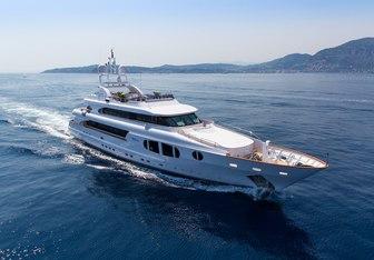 Bina yacht charter Mondo Marine Motor Yacht
