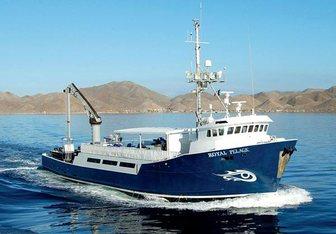 Maria Cleofas yacht charter Martinolich Sb Motor Yacht
