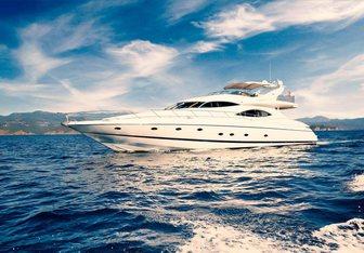 Felicity Yacht Charter in Crete