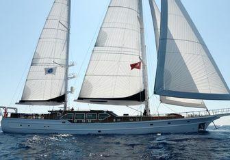 Clear Eyes Yacht Charter in Monaco