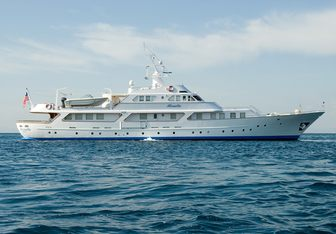 Lalibela yacht charter Benetti Motor Yacht