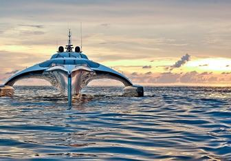 Adastra yacht charter McConaghy Boats Motor Yacht