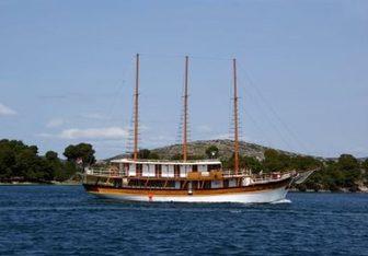 Sveti Vid yacht charter Blue Trend Yachts Motor/Sailer Yacht