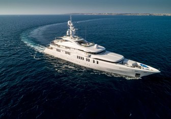 Talisman C yacht charter Turquoise Motor Yacht