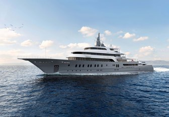 Victorious Yacht Charter in Mediterranean