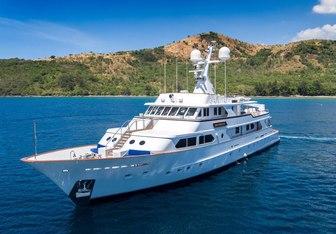 Maverick II Yacht Charter in Eleuthera