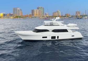 Ocean Rose yacht charter Ocean Alexander Motor Yacht
