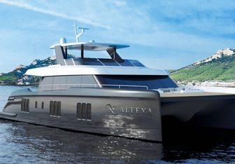 Alteya Yacht Charter in Turkey
