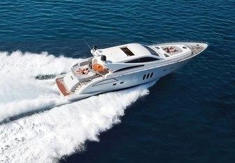 Rena yacht charter Alfamarine Motor Yacht