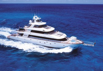 Forty Love yacht charter Westport Yachts Motor Yacht