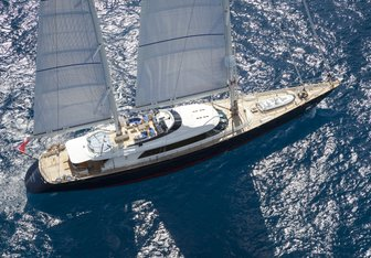 Victoria A Yacht Charter in Greece