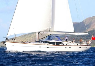 Midnight yacht charter Oyster Yachts Sail Yacht