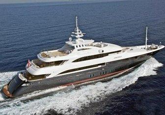 O'Neiro Yacht Charter in Porto Cervo