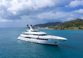 Rock.It yacht charter Feadship Motor Yacht