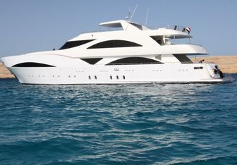 Seven Spices Yacht Charter in Egypt & Red Sea
