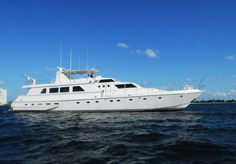Justine charter yacht exterior designed by Couach
