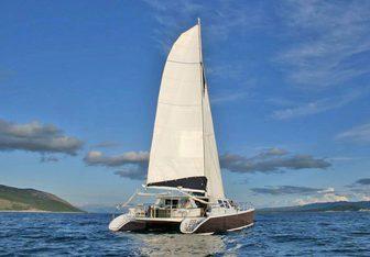 Mystique Yacht Charter in Crete